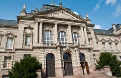 «Nous avons réagi très tôt pour répondre à la problématique spécifique de l'Alsace», explique Jean-François Thony, le procureur général de Colmar (ici, le Palais de justice de la ville).