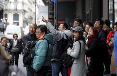 En 2016, 1,8 million de touristes chinois sont venus visiter la France.