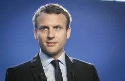Près d'un cadre sur deux considère que le programme économique d'Emmanuel Macron serait «efficace».