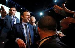 Emmanuel Macron, le 18 février à Toulon.