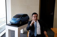 «J'ai toujours dit que je voulais qu'un Japonais me succède et cela fait des années que je prépare Saikawa-san», a précisé le patron français,