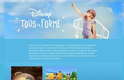 Disney propose des contenus vidéos pour sensibiliser les enfants à une meilleure hygiène de vie
