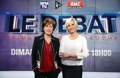 L'émission sera animée par un duo 100% féminin: Ruth Elkrief pour BFMTV ainsi que Laurence Ferrari pour CNews.