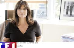 Catherine Nayl, directrice générale de l'information du groupe TF1.