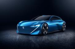 Pour Peugeot, la voiture autonome doit rester agréable à regarder et à piloter.