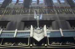 Le mythique hôtel Waldorf Astoria ferme ses portes