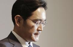 Agé de 48 ans, le fils du président du premier conglomérat sud-coréen avait été arrêté le 17 février dernier.