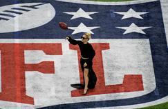 Lady Gaga avant le Super Bowl le 5 février dernier.
