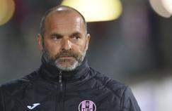 Pascal Dupraz, entraîneur de Toulouse.
