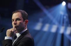 Benoît Hamon, candidat PS à l'élection présidentielle.