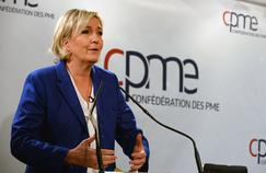 Quand Marine Le Pen se revendique héritière de De Gaulle et Pompidou en matière d'économie