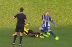 Le Hertha Berlin recevait ce samedi à l'Olympia Stadion le Borussia Dortmund (2-1)