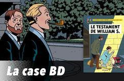 La case BD: <i>Blake et Mortimer</i> ou le calme avant la tempête