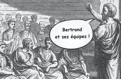 Les expressions à bannir au bureau : «Bertrand et ses équipes !»
