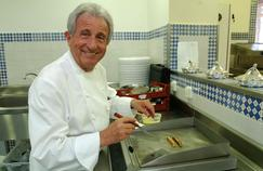 Michel Guérard: «La cuisine relève un peu de la sorcellerie»