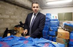 François Thierry, ancien patron de l'Office central pour la répression du trafic illicite de stupéfiants (OCRTIS), en 2012.