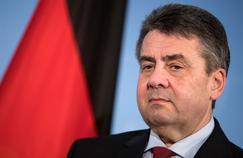 Sigmar Gabriel, ministre allemand des Affaires étrangères.