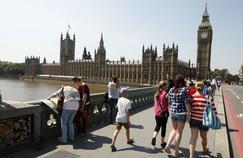 La capitale britannique a accueilli un nombre de touristes étrangers record en 2015 avec 18,6 millions de personnes selon l'Office national des statistiques (ONS).