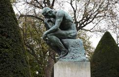 Ce mercredi 22 mars, le musée Rodin est fermé au public pour cause de grève et redirige les visiteurs au Grand Palais