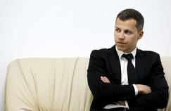 Boris Boillon en 2011à Tunis, lorsqu'il était ambassadeur de France en Tunisie.