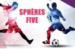 Les 24 et 25 mars prochains: tentative de record du monde du plus long match de football indoor pour l'association Sphères