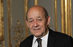Jean-Yves Le Drian en mars 2016 à Paris.