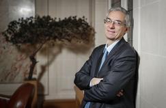 Alexandre Saubot, président de la métallurgie (UIMM) et numéro deux du Medef.