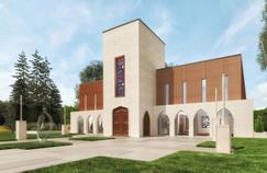 Voici à quoi pourrait ressembler l'institut culturel et cultuel à Dammartin-en-Goële.