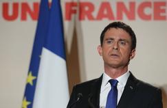 Manuel Valls, en janvier dernier à Paris.