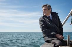 François Fillon était en déplacement en Loire-Atlantique lundi 27 mars.