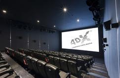 Cinéma 4DX: des séances à sensations fortes