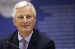 Michel Barnier, le chef négociateur de la Commission Juncker, s'active dans l'ombre depuis l'été, avec une équipe resserrée.