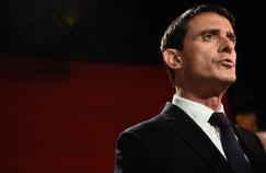 Manuel Valls le 15 janvier.