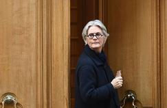 Penelope Fillon le 27 mars 2017 à Paris.