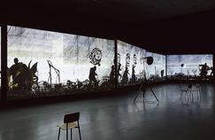 Arts : saga Africa