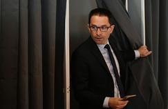 Benoît Hamon va désormais se consacrer à sa campagne pour les législatives dans les Yvelines mais aussi... à la reconstruction du PS.