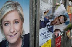 Marine Le Pen séduit davantage les chômeurs, les ouvriers et les foyers aux revenus les plus faibles, d'après un sondage Ipsos mené en fin de semaine dernière.