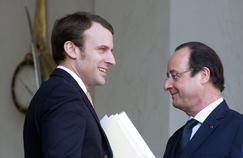 Macron prépare sa campagne de second tour