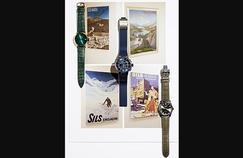 Horlogerie: le temps s'est arrêté à Sils Maria