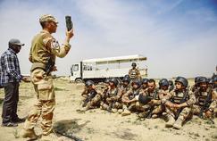 Ces Français qui forment les forces spéciales irakiennes