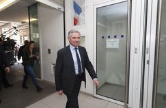 Dans l'esprit de Bernard Accoyer, secrétaire général des Républicains (ici lundi, au siège du parti, à Paris), il n'est pas question, pour les législatives, de revoir de fond en comble les propositions qui étaient défendues par François Fillon.