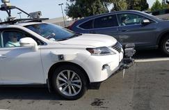 Une voiture autonome d'Apple aperçue sur la route