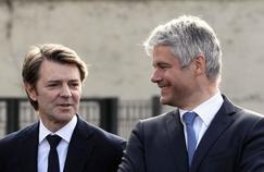 François Baroin et Laurent Wauquiez.