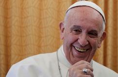Le pape François, le 29 avril 2017.