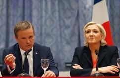 Si Marine Le Pen est élue présidente, Nicolas Dupont-Aignan sera son premier ministre