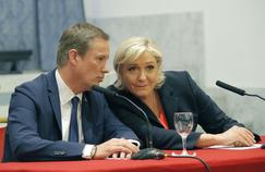 Le soutien de Dupont-Aignan à Le Pen vécu comme une «trahison» et une «honte»