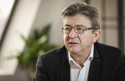 L'ancien candidat à l'élection présidentielle, Jean-Luc Mélenchon