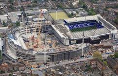 Le nouveau White Hart Lane sera juste à côté de l'ancien.