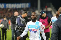Lassana Diarra sous le maillot marseillais