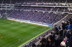 Le Suita City Football Stadium, le stade du Gamba Osaka.